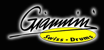 Giannini Swiss Drums Logo